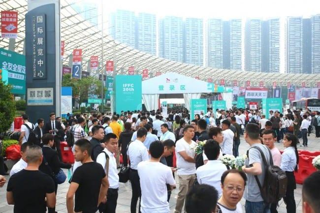 the 22nd chengdu furniture fair and 2021 chengdu international home life exhibition9